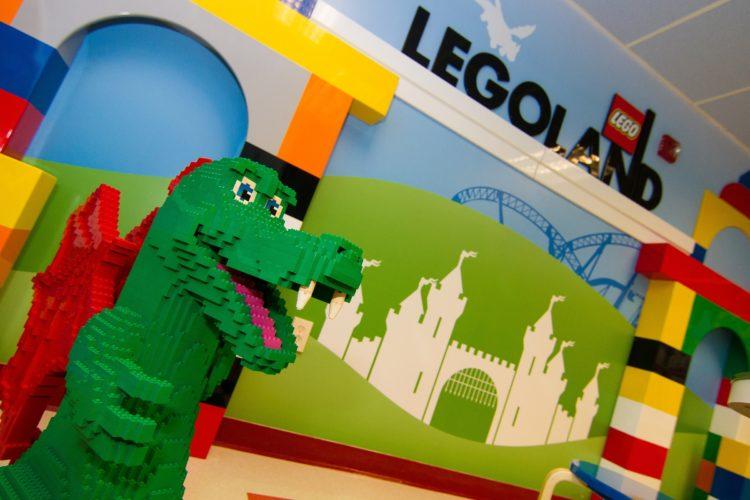 Merlin's Magic Wand Howard Phillips Center Legoland