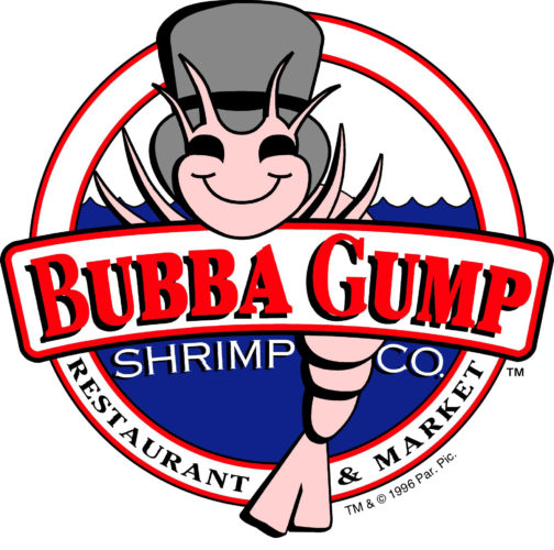 Bubba Gump Golden Feather sweepstakes