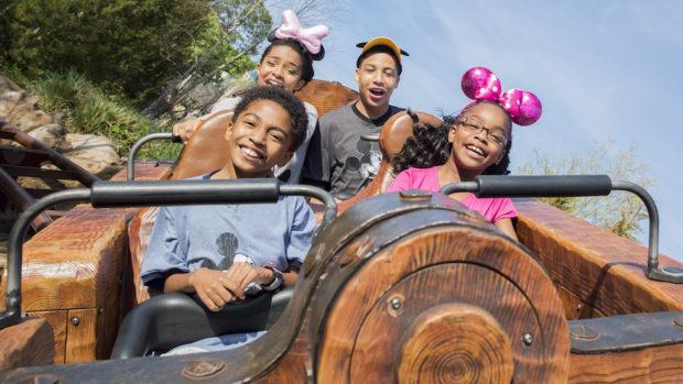black-ish Walt Disney World