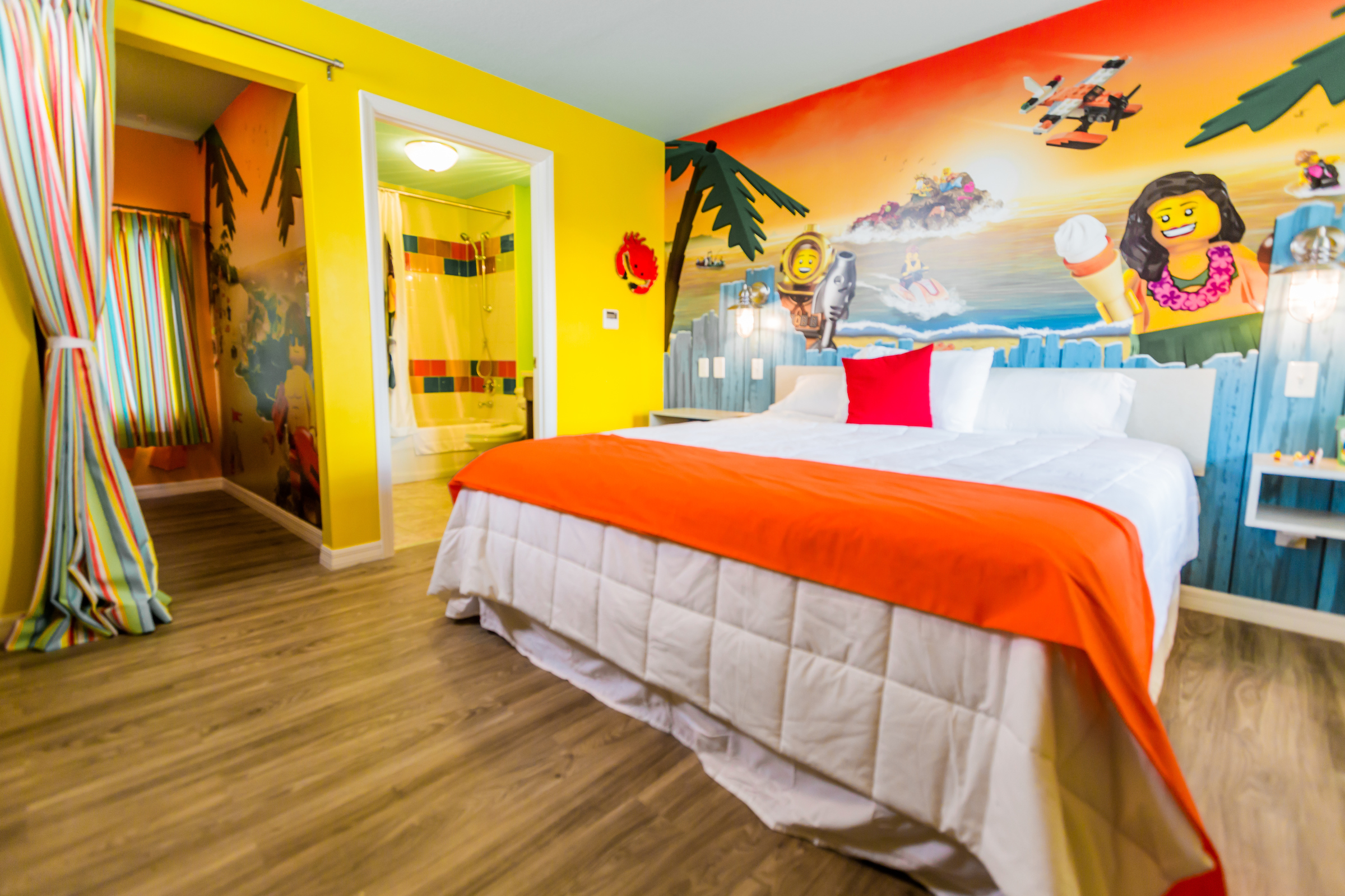 Legoland Beach Retreat Previews New Bungalows