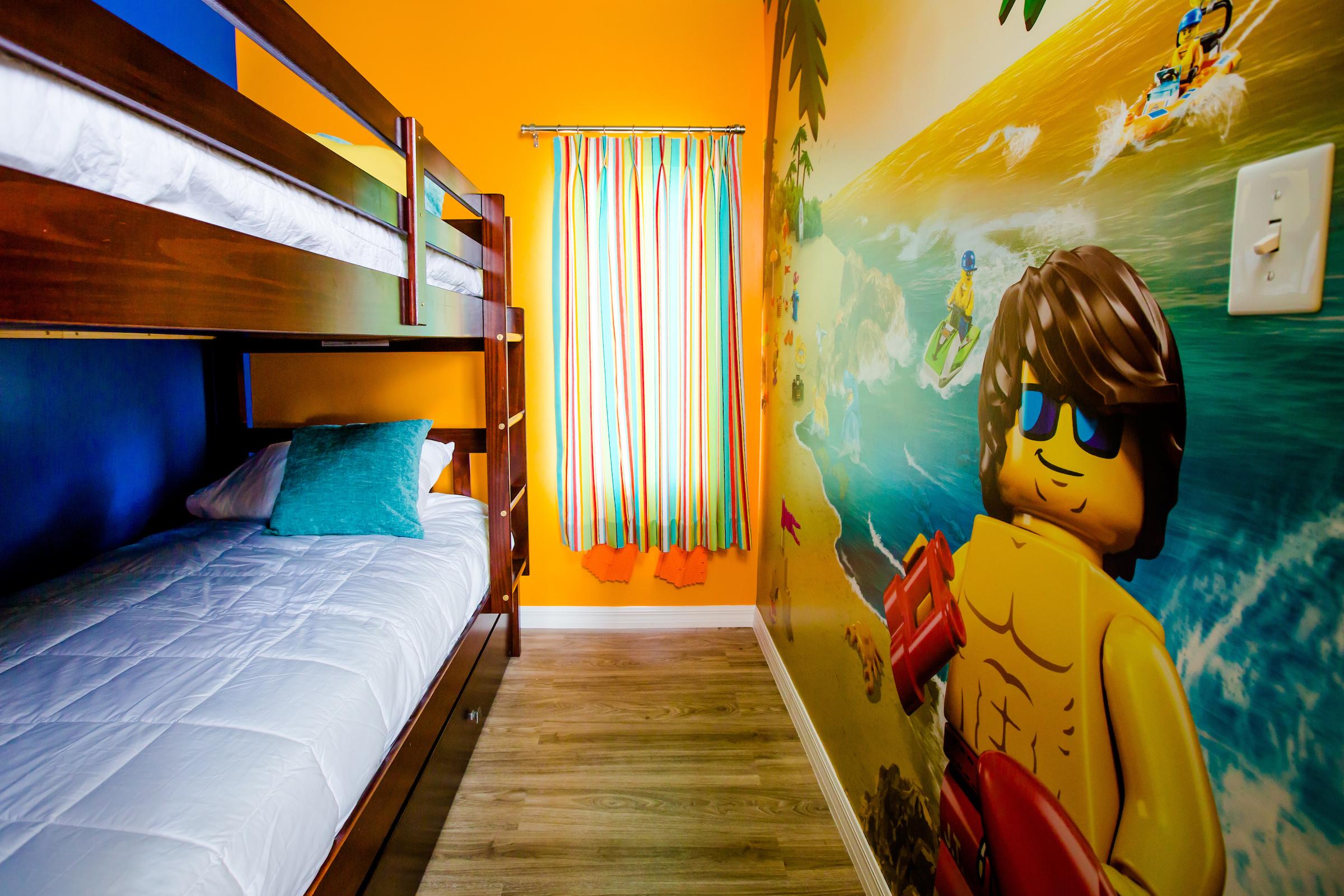Legoland Beach Retreat previews new bungalows