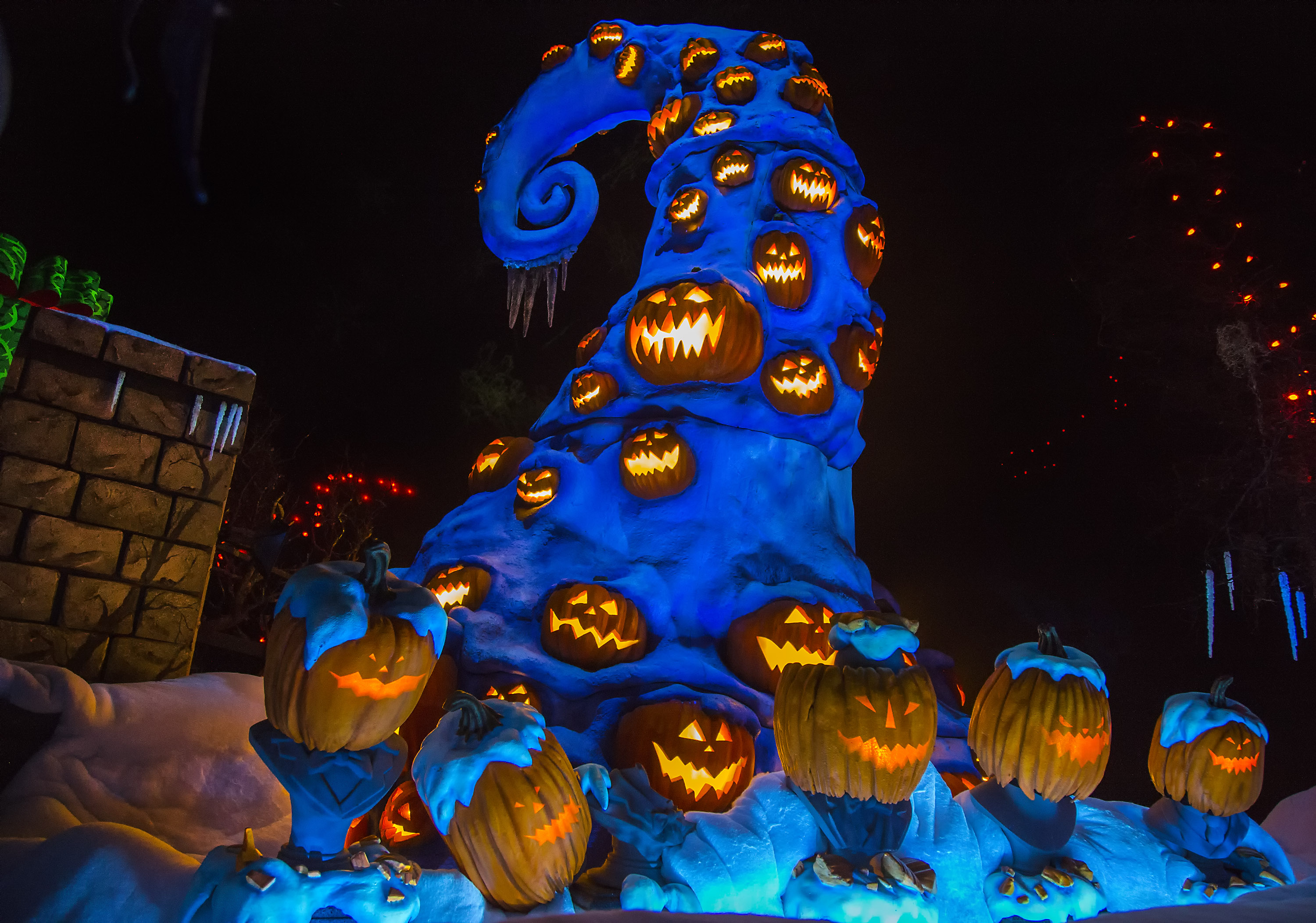 halloween time events at disney california adventure included with park admission the twilight zone tower of terror final check out celebration at disney
