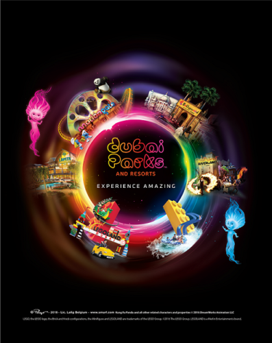 Dubai Parks and Resorts opening
