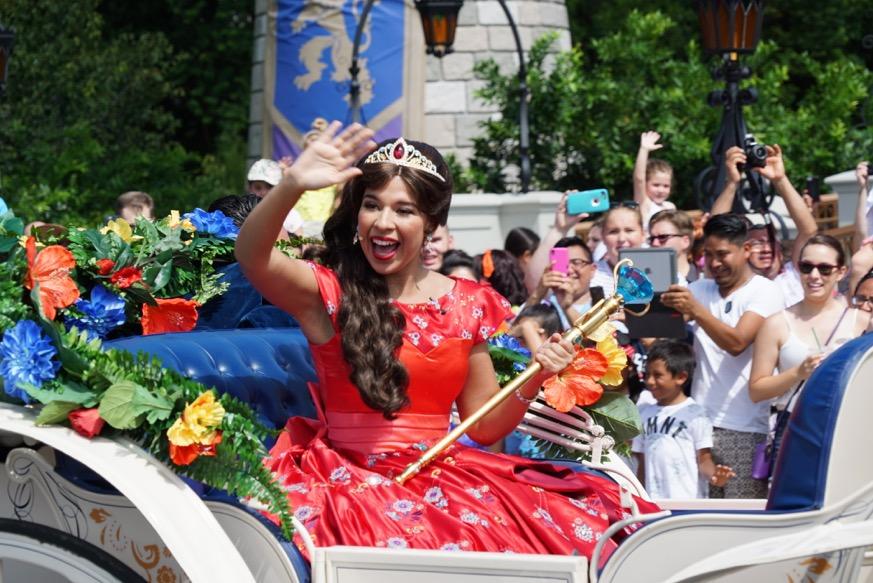 Magic kingdom welcomes princess elena of avalor princess elena of avalor m4hsunfo