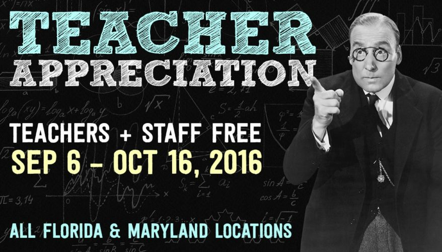 Ripley's Educator Appreciation Days