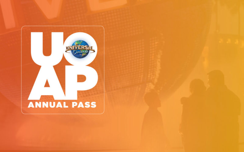 Universal Orlando Annual Pass prices