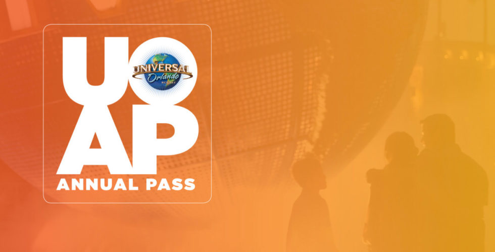 Universal Orlando Annual Pass prices