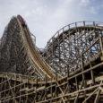 mean streak wooden roller coaster cedar point