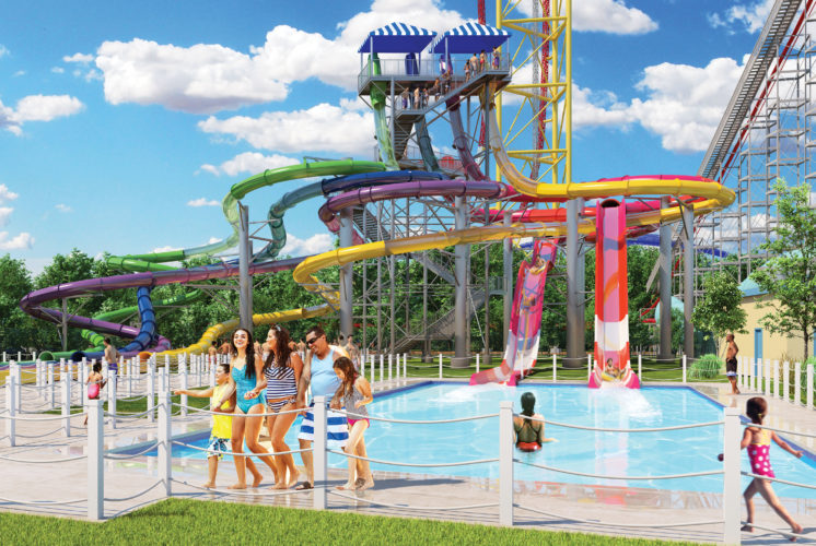 Cedar Point Shores Water Park