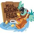Miss Fortune Falls Logo Typhoon Lagoon