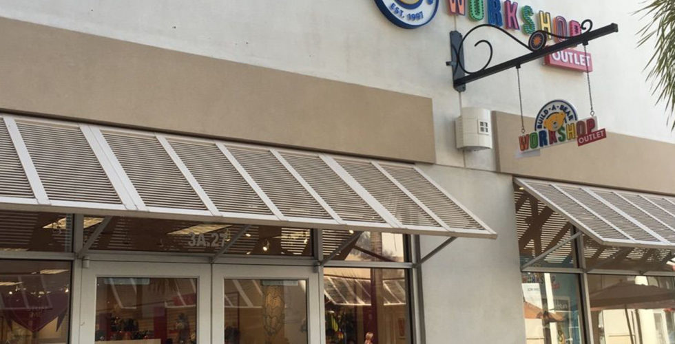Golfino Build-a-bear Orlando International Premium Outlets