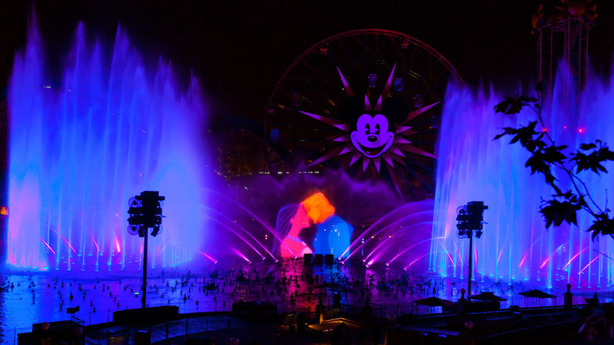 September 5 is your last chance to see the Disneyland Forever fireworks, Paint the Night parade, and Word of Color: Celebrate! at Disneyland Resort.
