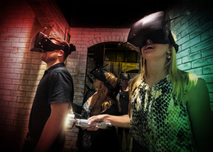 Halloween Horror Nights 26 The Repository virtual reality