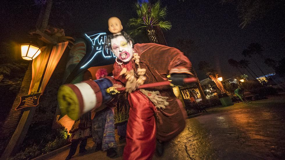 Howl-O-Scream has begun at Busch Gardens Tampa