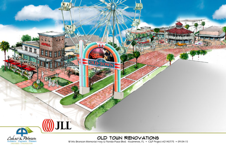 Old Town announces renovations