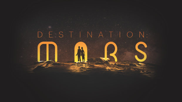 destination mars logo kennedy space center visitor complex nasa