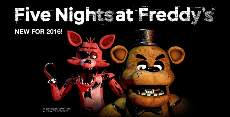 Fright Dome Circus Circus Five Nights at Freddy's