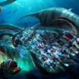 Kraken Virtual Reality and other new attractions are surfacing at SeaWorld's parks in 2017.