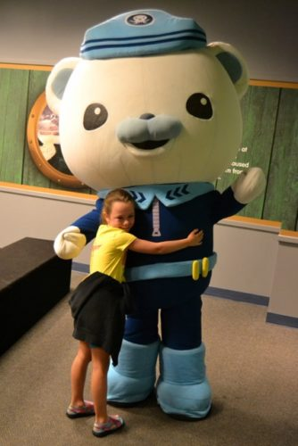 Octonauts Sea Life Orlando Aquarium