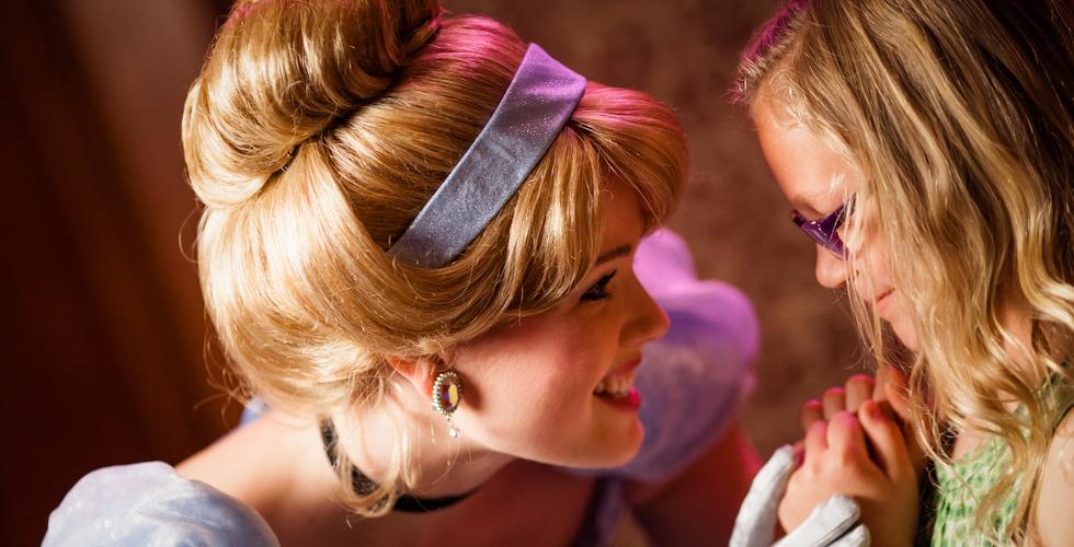 Princess Royal Reception world of disney
