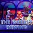 weekly rewind inside out disney on ice