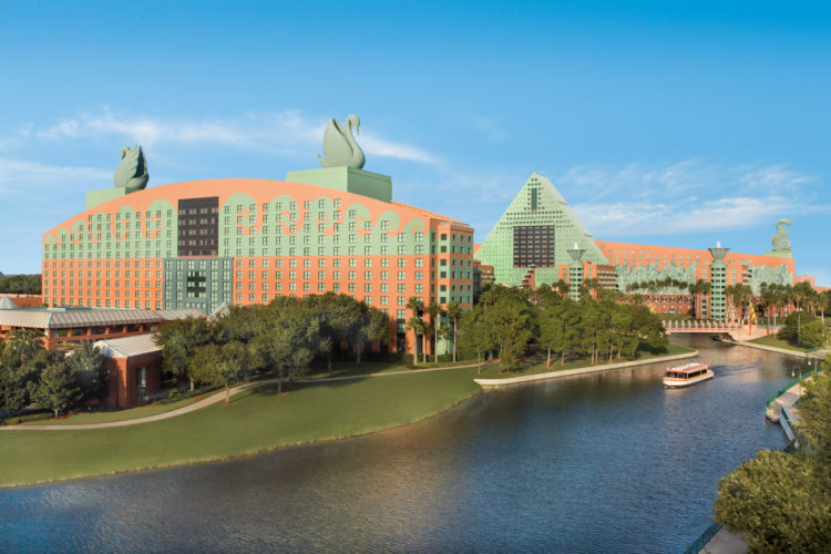 Walt Disney World Swan and Dolphin rsz