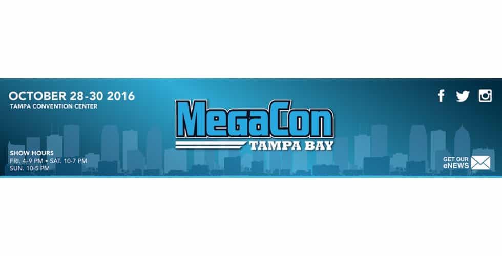Megacon Tampa Bay David Tennant
