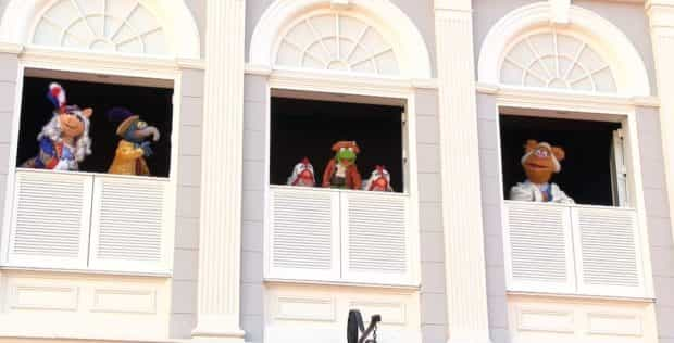 Muppets live at Magic Kingdom