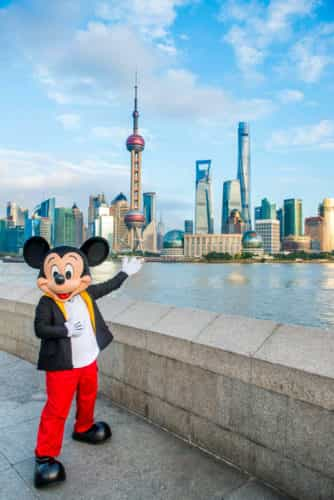 Mickey Mouse's birthday Good Morning America