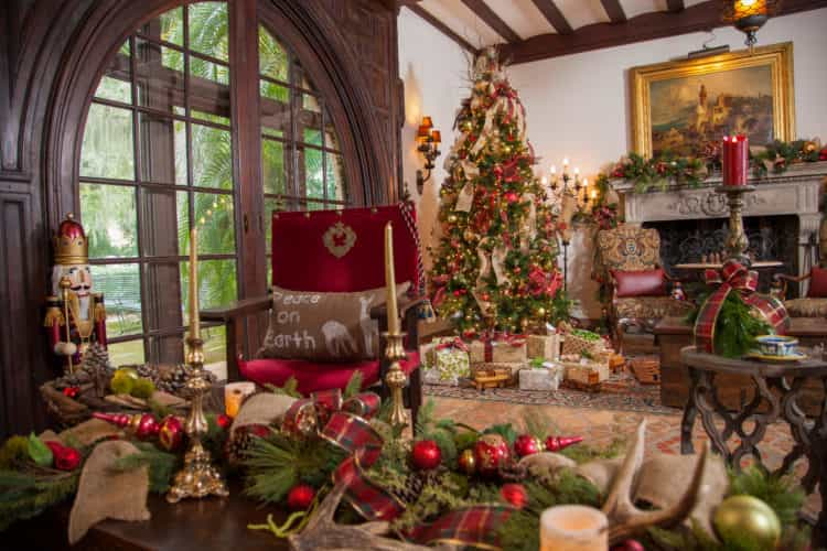 Bok Tower Gardens Christmas