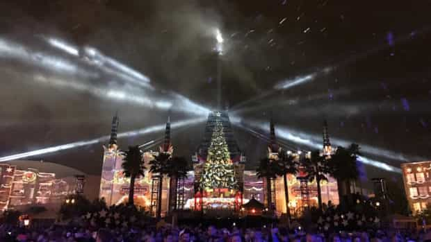 jingle bell jingle bam disney hollywood studios