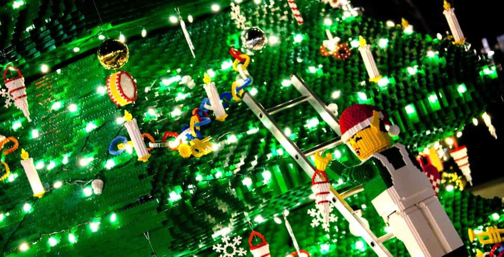 Legoland Florida Christmas Bricktacular