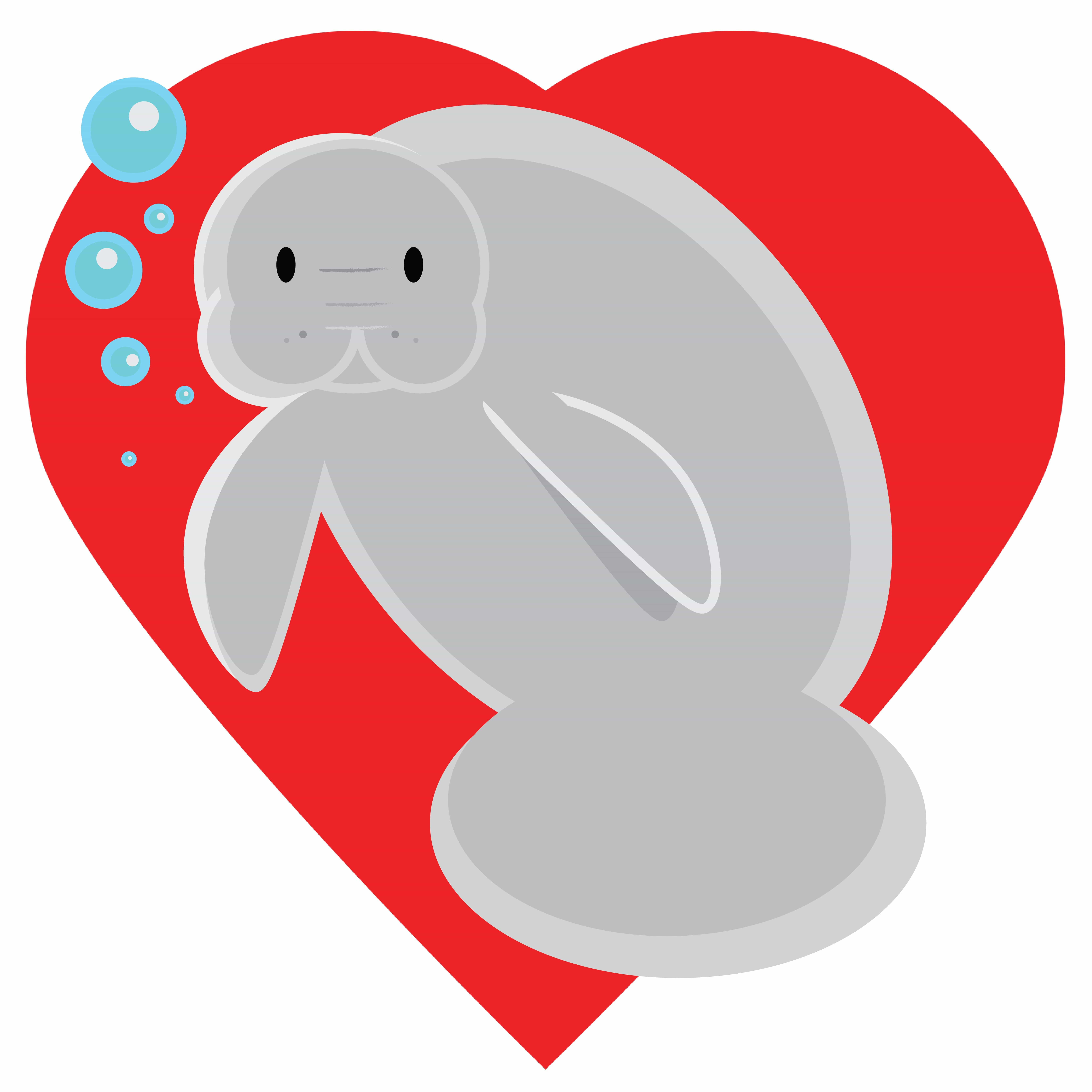 Dating an affectionate manatee
