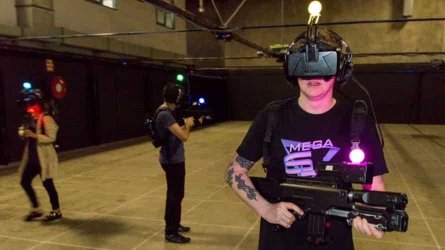 V-Play Reality VR