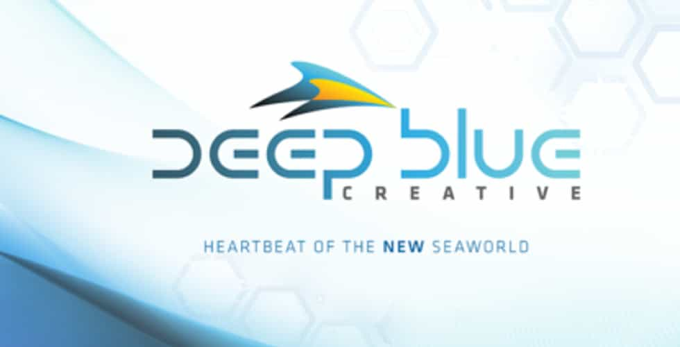 Deep Blue Creative SeaWorld