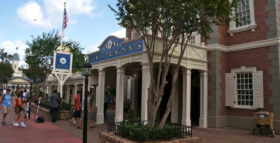 Magic Kingdom's Hall of Presidents: More controversial than it's worth? – DePaoli on DeParks