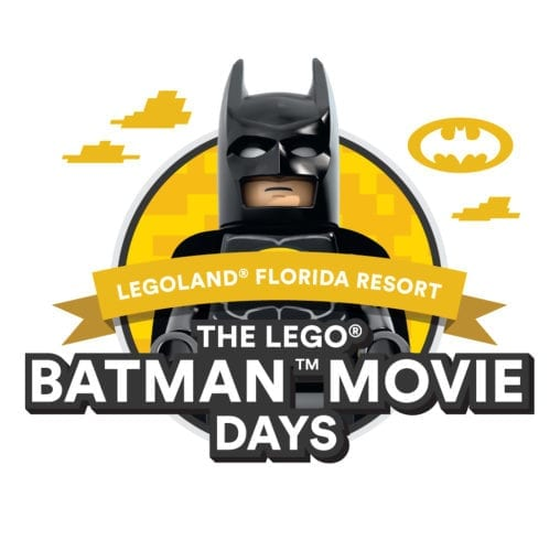 Lego Batman Movie Days Legoland Florida