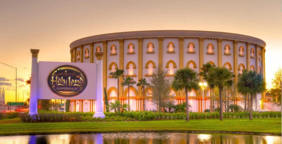Holy Land Experience easter