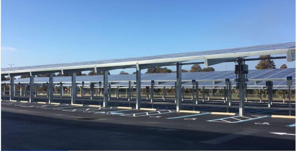 Legoland Tampa Electric solar
