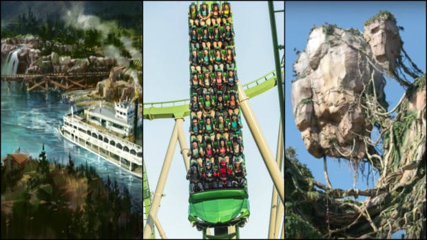 top 10 attractions stories 2016