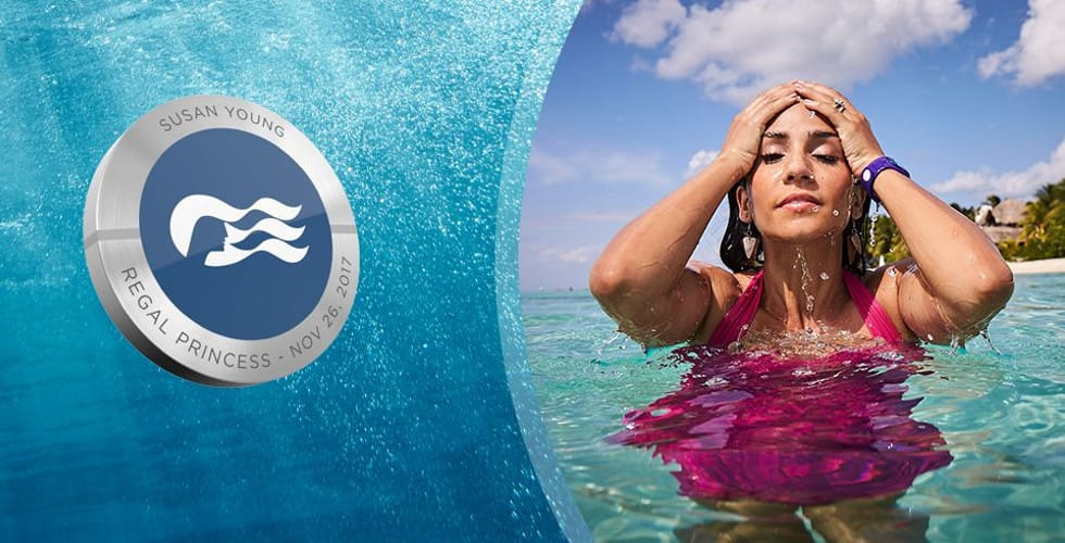 Princess Cruises Ocean Medallion