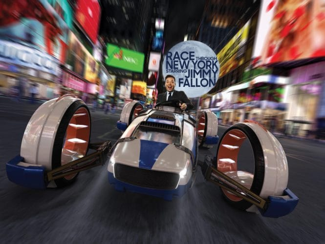 Jimmy Fallon opens April 6 Universal Studios Florida