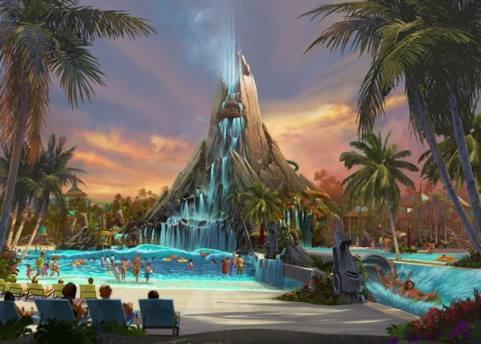 Universal Orlando Volcano Bay hiring