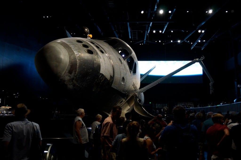 space shuttle atlantis dinner - photo #4