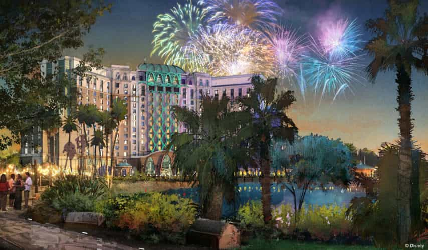 Coronado Springs expansion