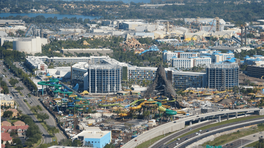 Volcano Bay construction update