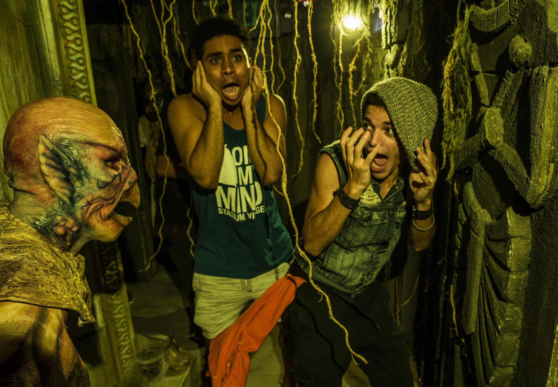 Universal Orlando Halloween Horror Nights 2017 dates, vacation ...
