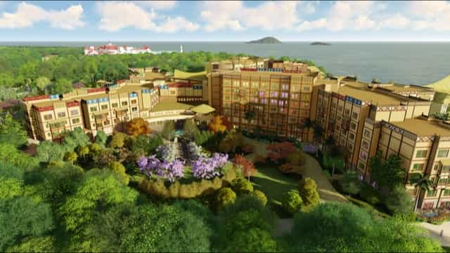 Disney Explorers Lodge opens at Hong Kong Disneyland on April 30.