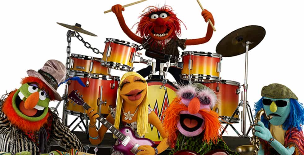 Live Muppet Show at the Hollywood Bowl