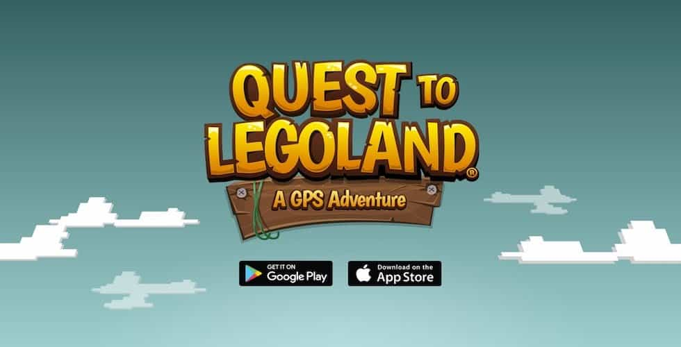 quest to legoland game